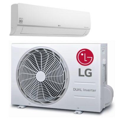 LG PC09SQ R32 2,5kW SET