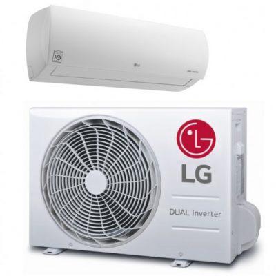 LG prestige dual inverter set